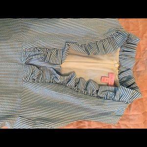 Lilly Pulitzer Dresses - Lilly Pulitzer Seersucker dress